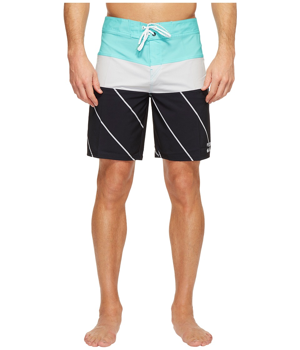 Billabong - Tribong X Boardshorts (Mint) Men's Swimwear
