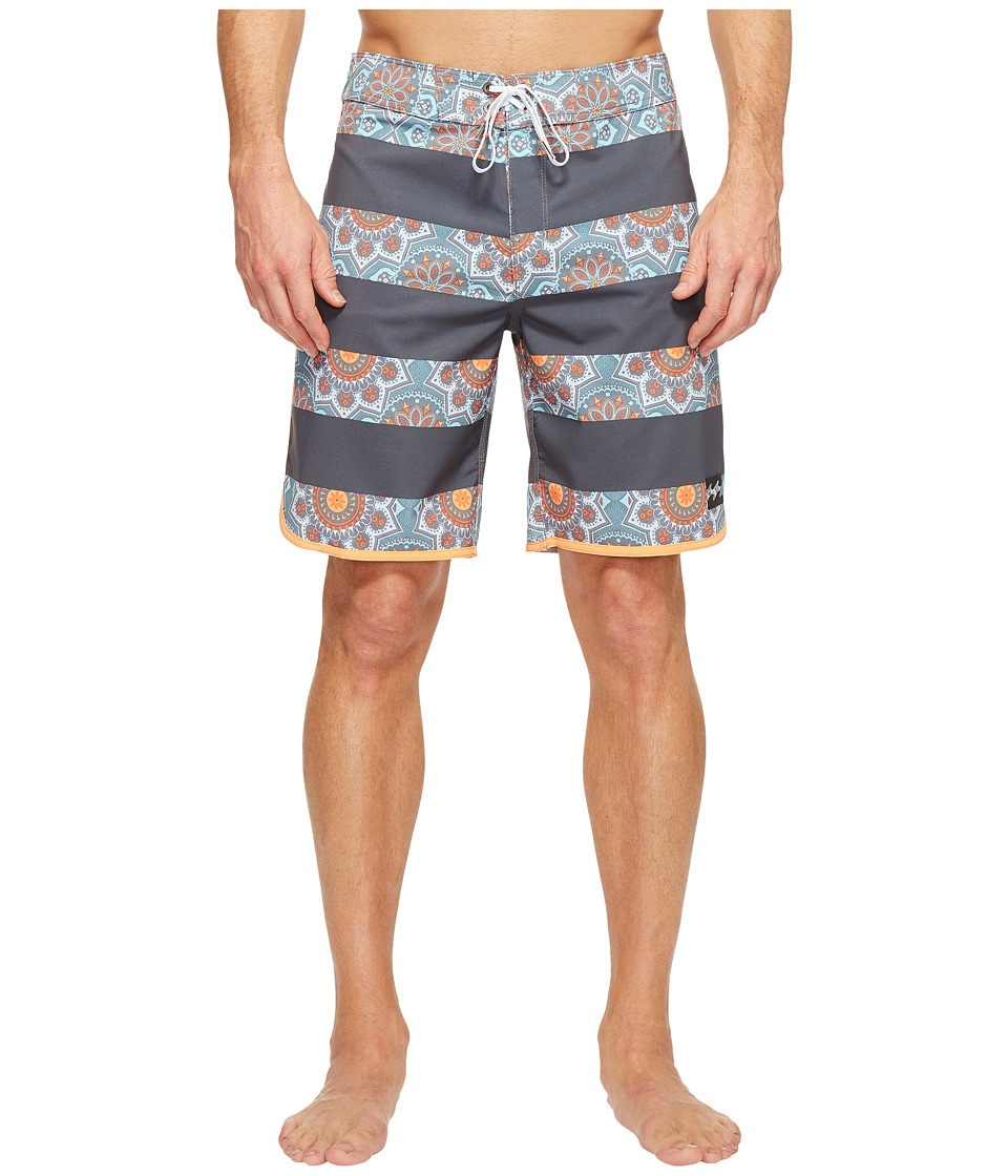 Billabong 73 X Line Up Boardshorts (Charcoal) Men