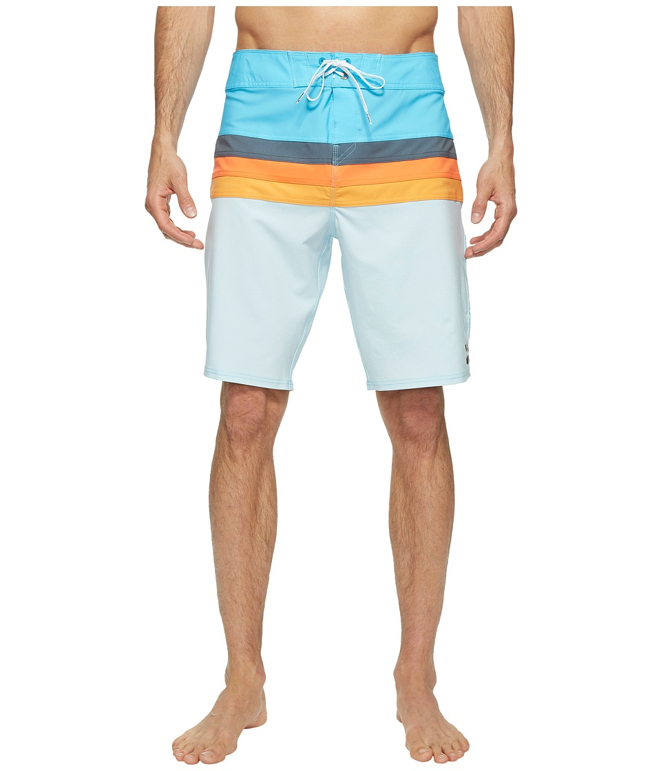 Billabong Momentum X Boardshorts (Coastal) Men