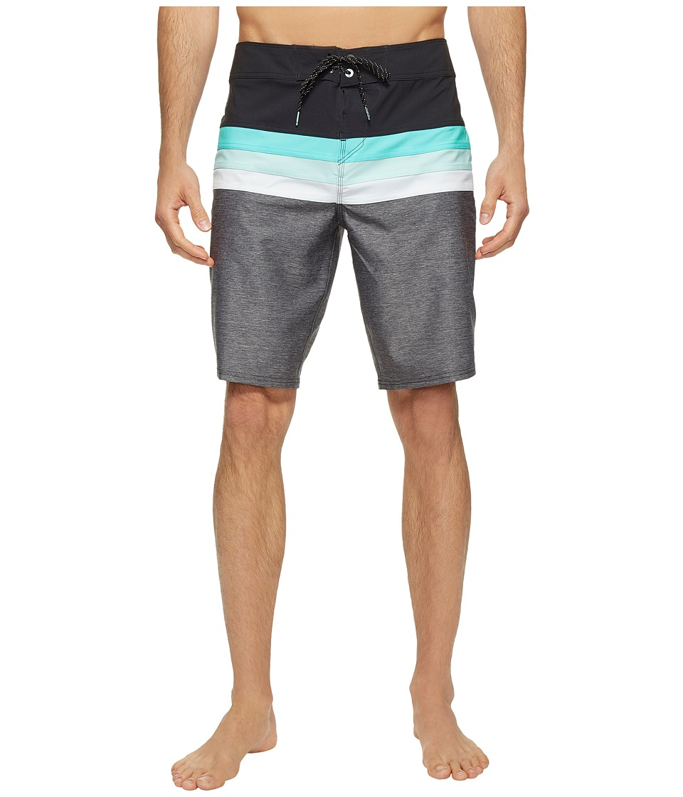 Billabong - Momentum X Boardshorts (Stealth) Men's Swimwear