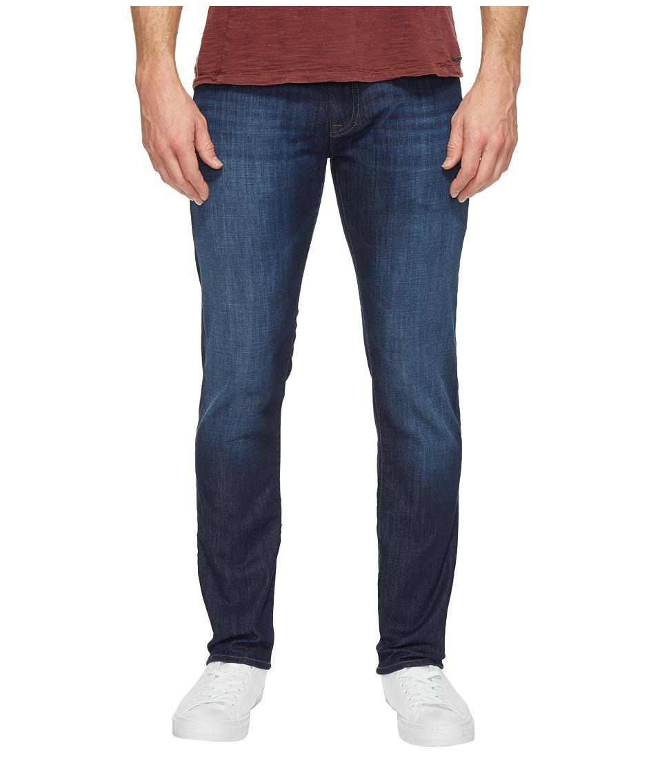 Mavi Jeans - Marcus Slim Straight Leg in Indigo Portland (Indigo Portland) Men's Jeans