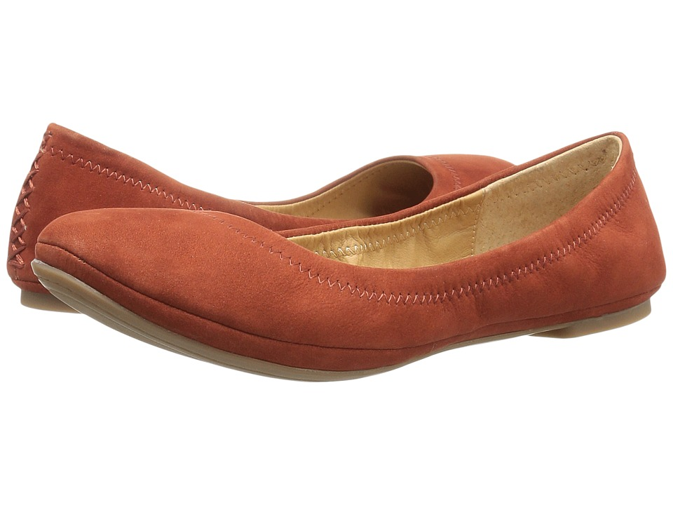 Lucky Brand - Emmie (Biking Red) Women's Flat Shoes