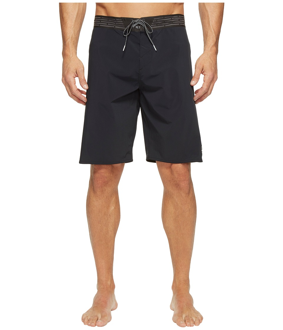 O'Neill - Hyperfreak Covert Boardshorts (Black) Men's Swimwear