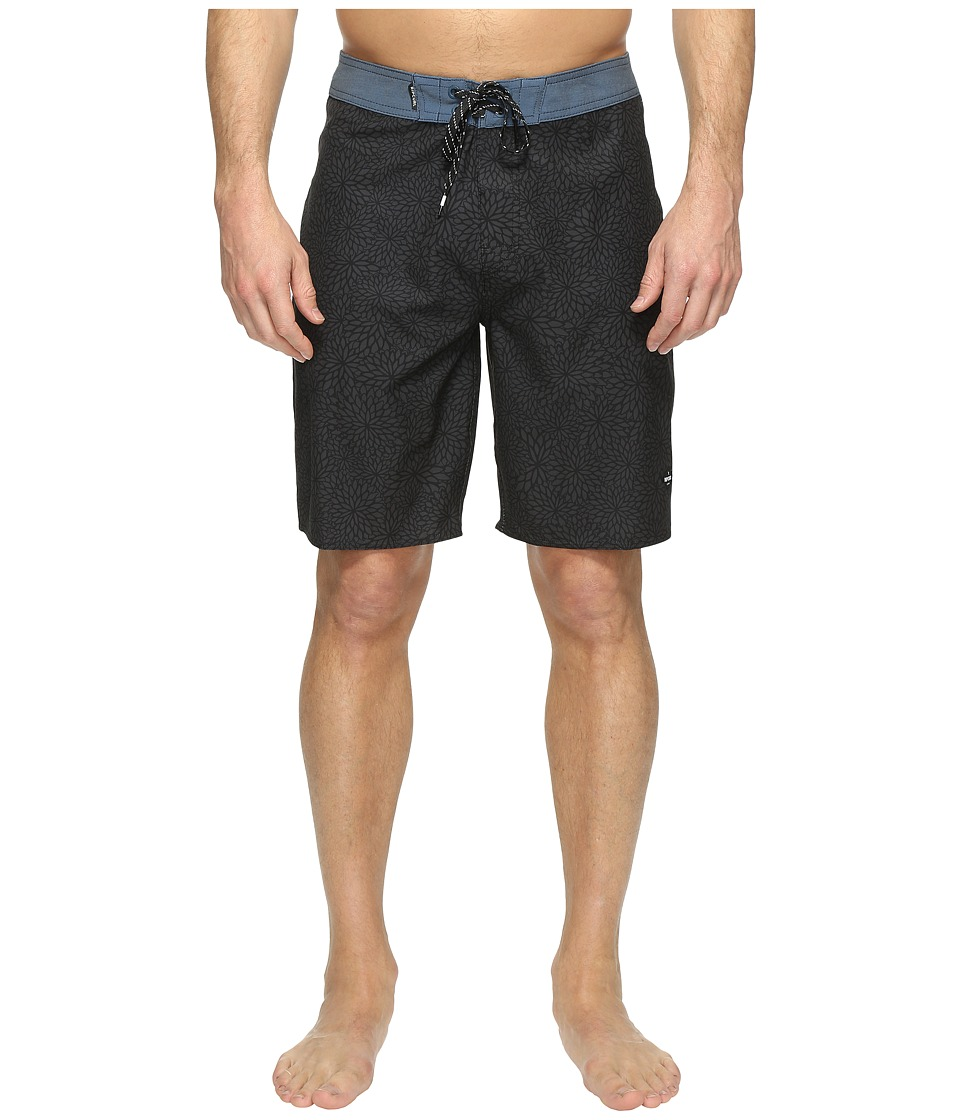 Rip Curl Mirage Seedy Boardshorts (Black) Men