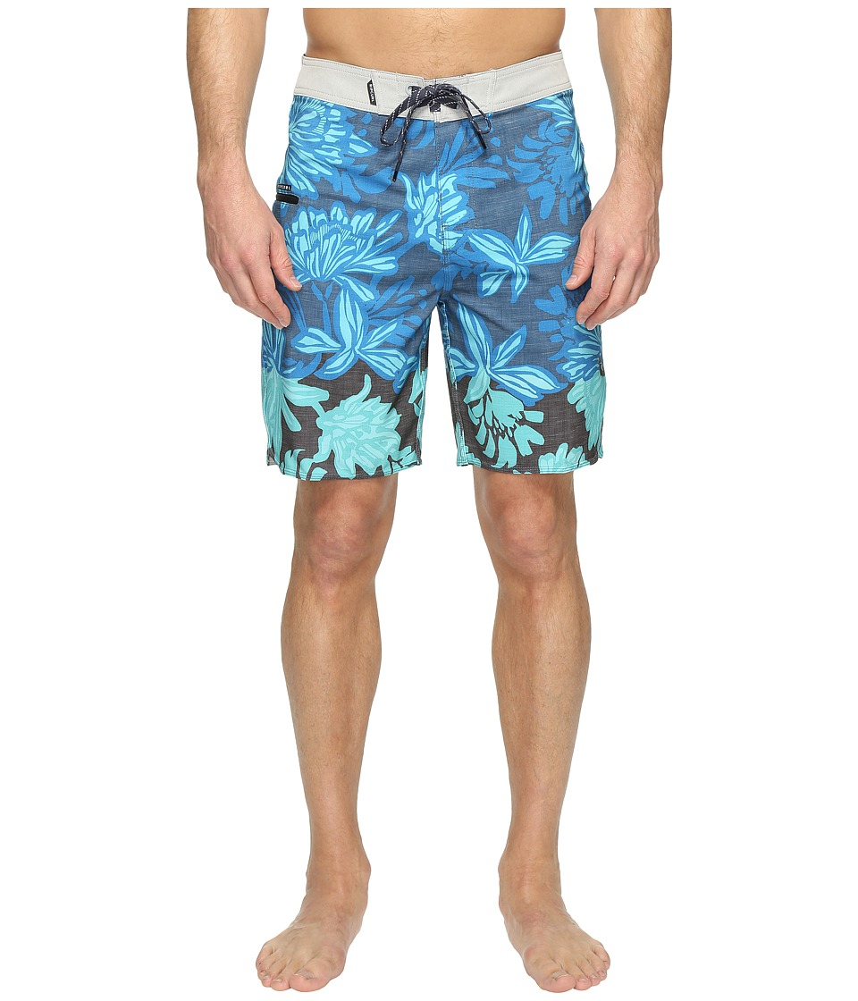 Rip Curl - Mirage Watchtower Boardshorts (Blue) Men's Swimwear