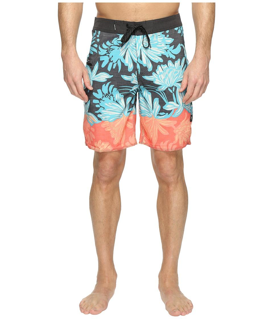 Rip Curl - Mirage Watchtower Boardshorts (Charcoal) Men's Swimwear