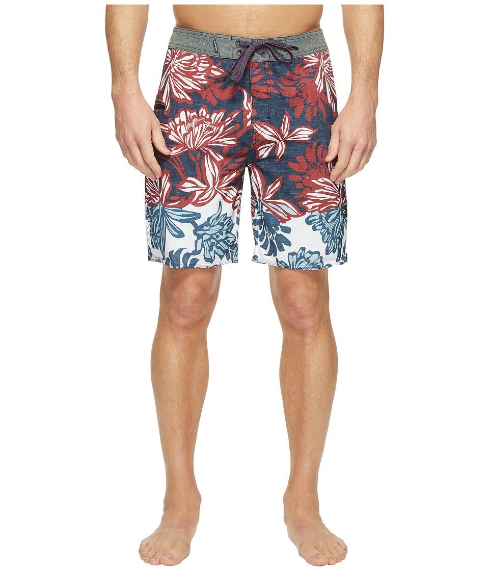 Rip Curl - Mirage Watchtower Boardshorts (Navy) Men's Swimwear