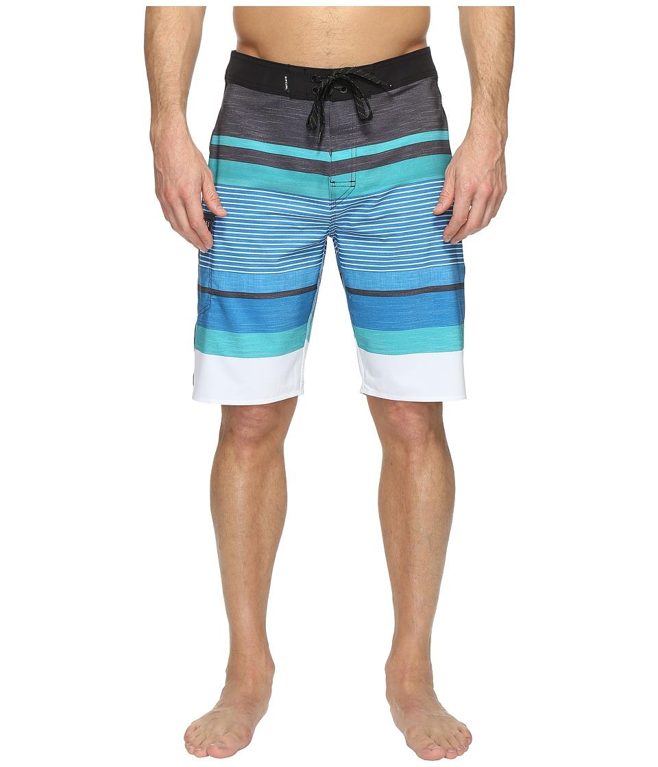 Rip Curl - Mirage Capture Boardshorts (Teal) Men's Swimwear