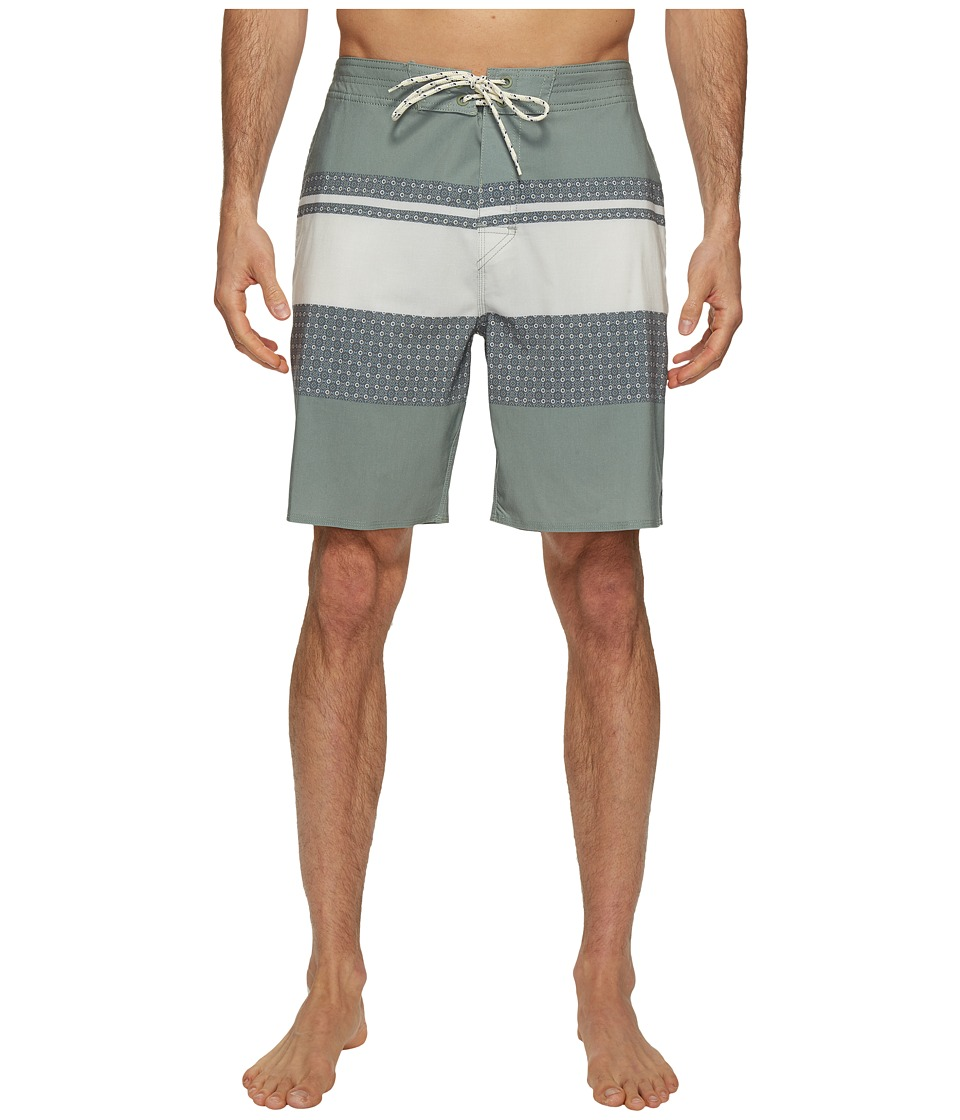 Rip Curl - Rapture Fill Layday Boardshorts (Green) Men's Swimwear