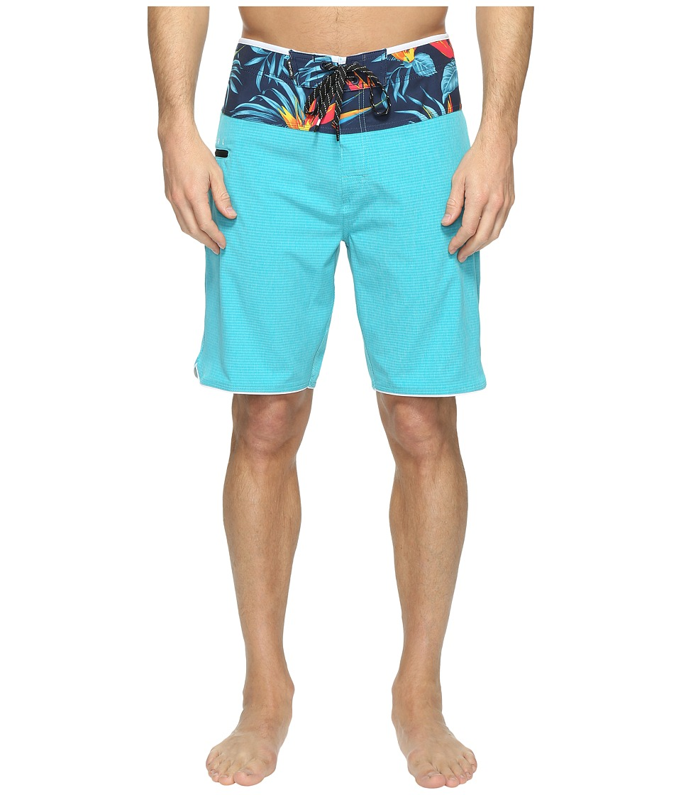 Rip Curl - Mirage Shorebreak Boardshorts (Aqua) Men's Swimwear