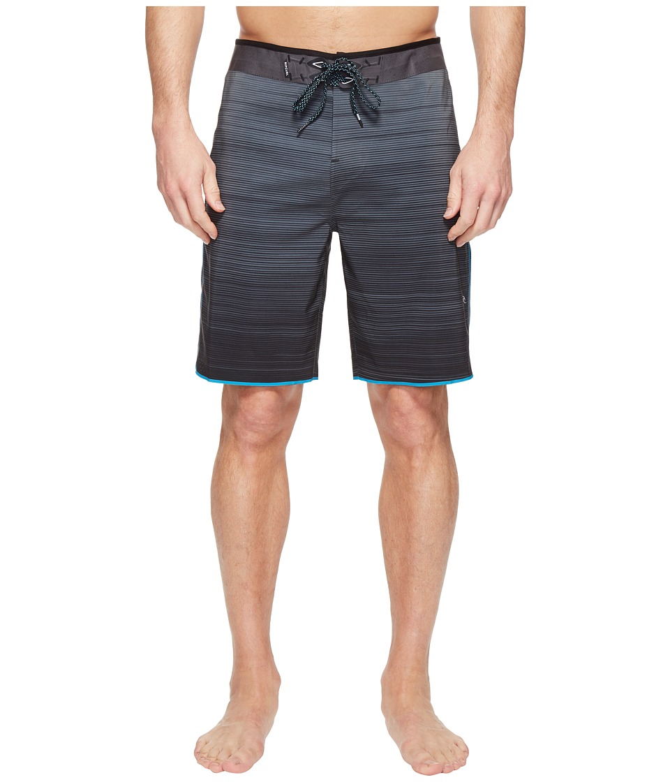 Rip Curl - Mirage Amplify Ult Boardshorts (Black) Men's Swimwear