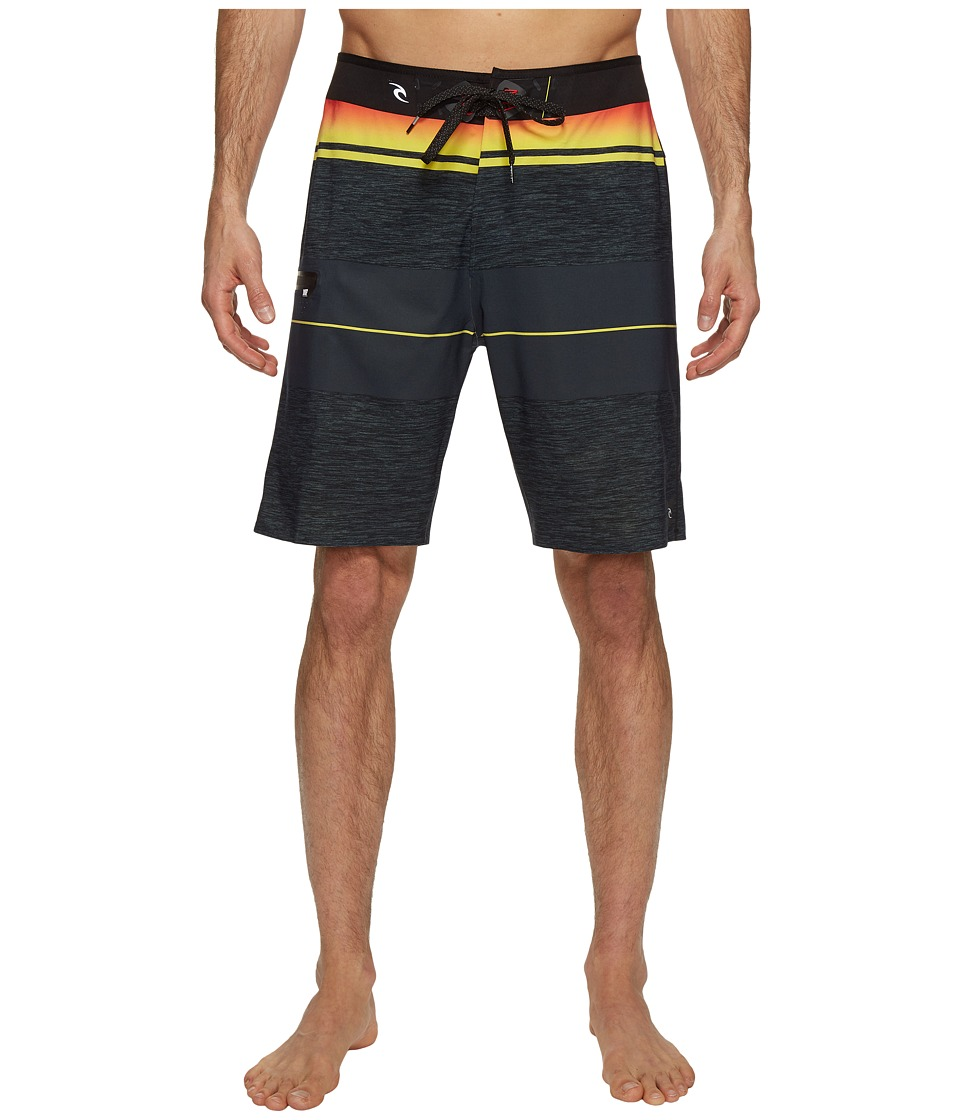Rip Curl - Mirage MF Eclipse Ult Boardshorts (Red) Men's Swimwear