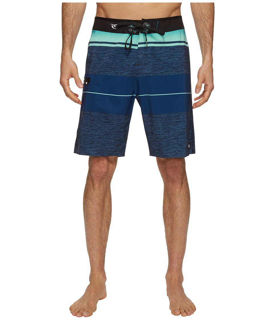 Rip Curl - Mirage MF Eclipse Ult Boardshorts (Teal) Men's Swimwear