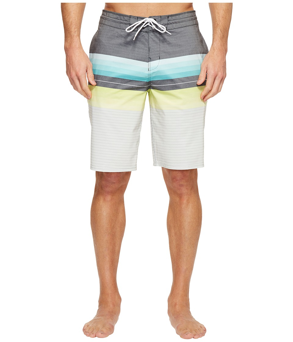 Billabong - Spinner 21 Lo Tide Boardshorts (Lime) Men's Swimwear