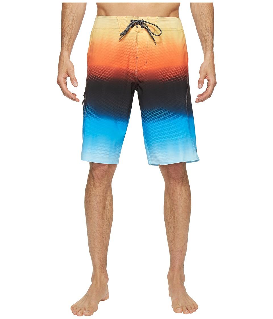 Billabong - Fluid X Boardshorts (Coastal) Men's Swimwear