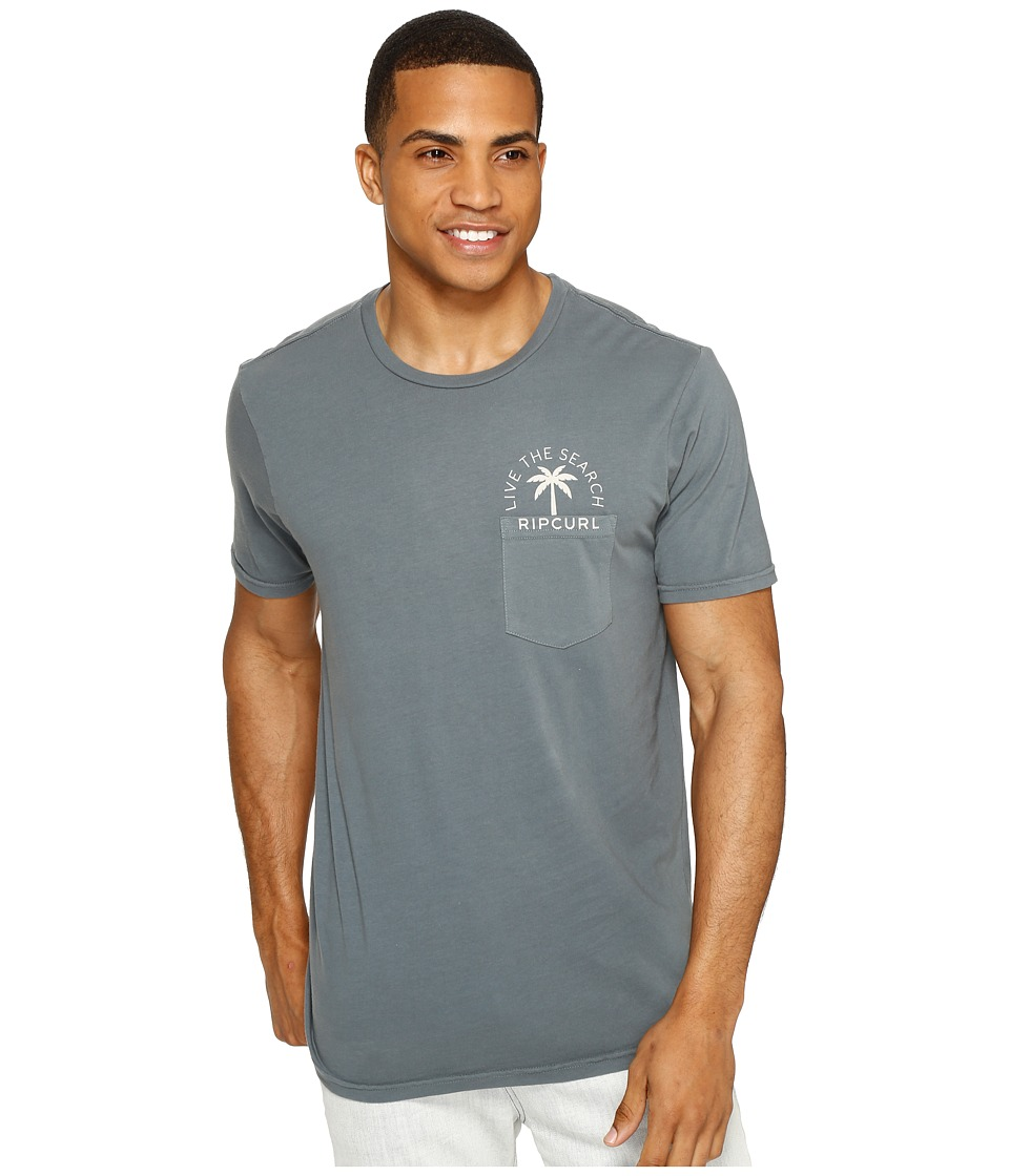 Rip Curl - Cocos Pocket Custom Tee (Teal) Men's T Shirt
