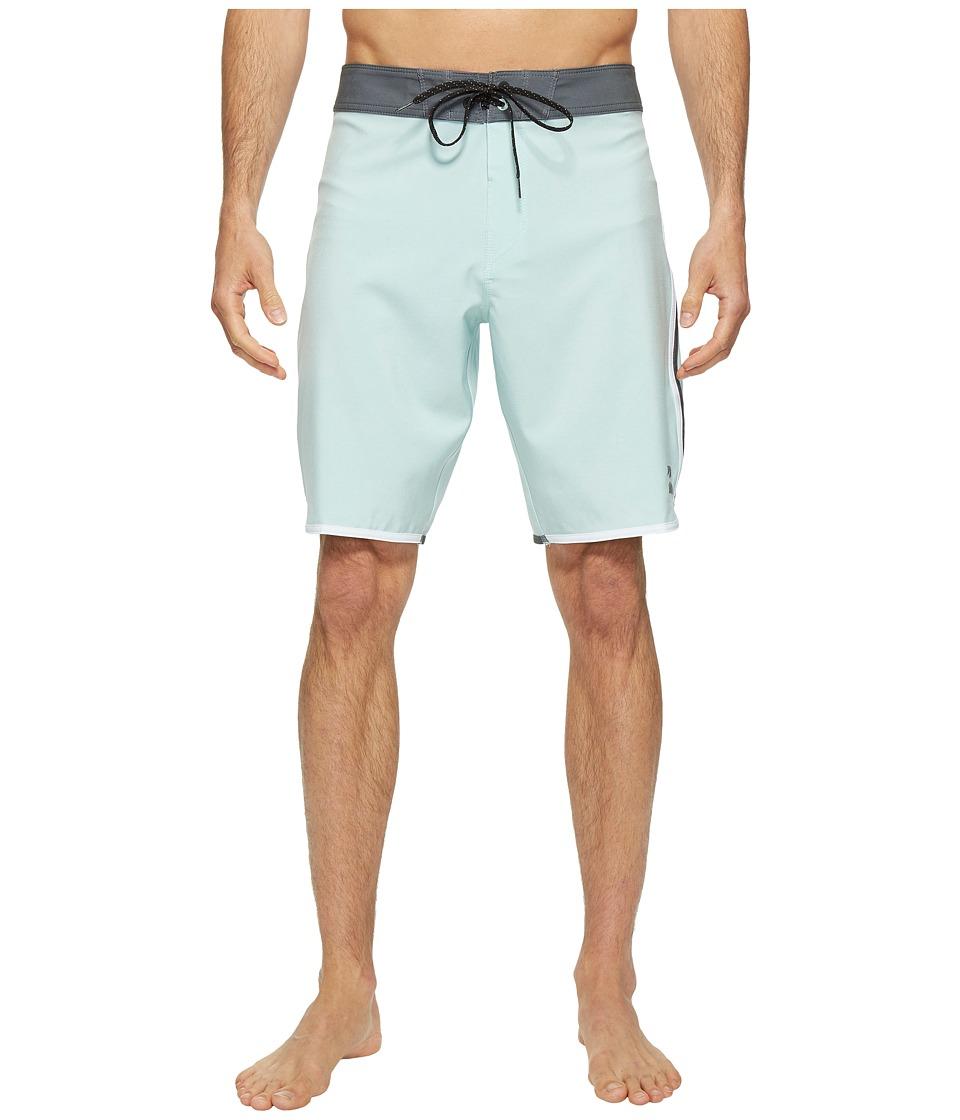 Billabong - 73 X Boardshorts (Mint) Men's Swimwear