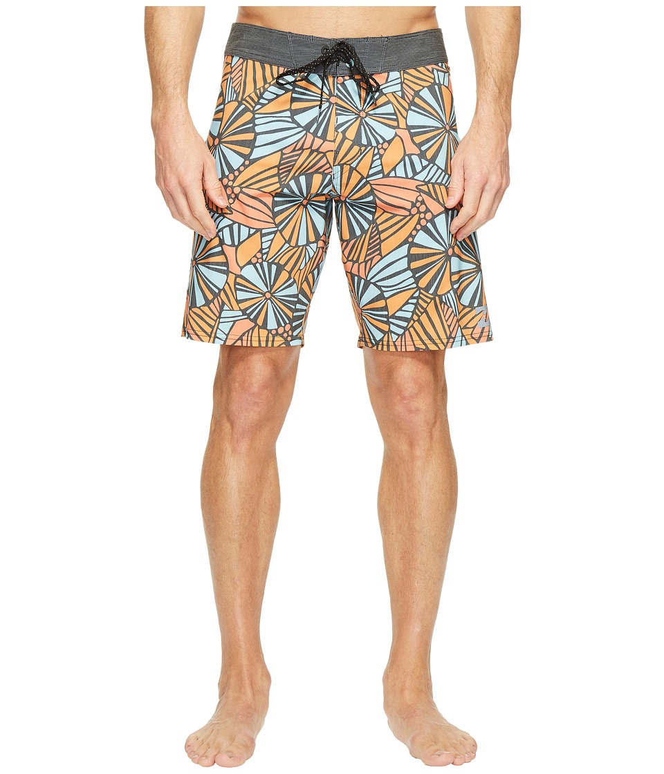 Billabong - Sundays X Boardshorts (Coastal) Men's Swimwear