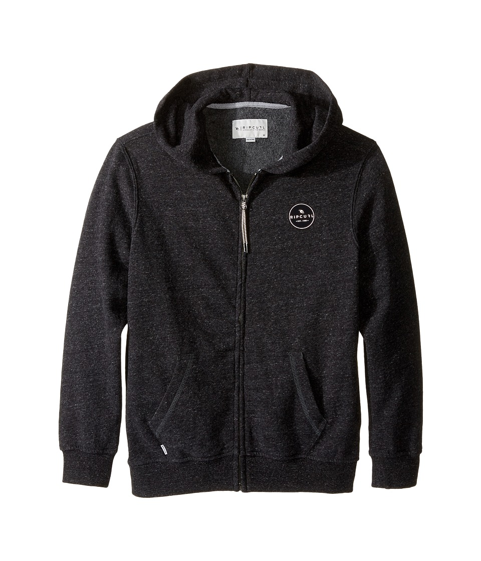Rip Curl Kids - Surf Check Fleece (Big Kids) (Black) Boy's Fleece
