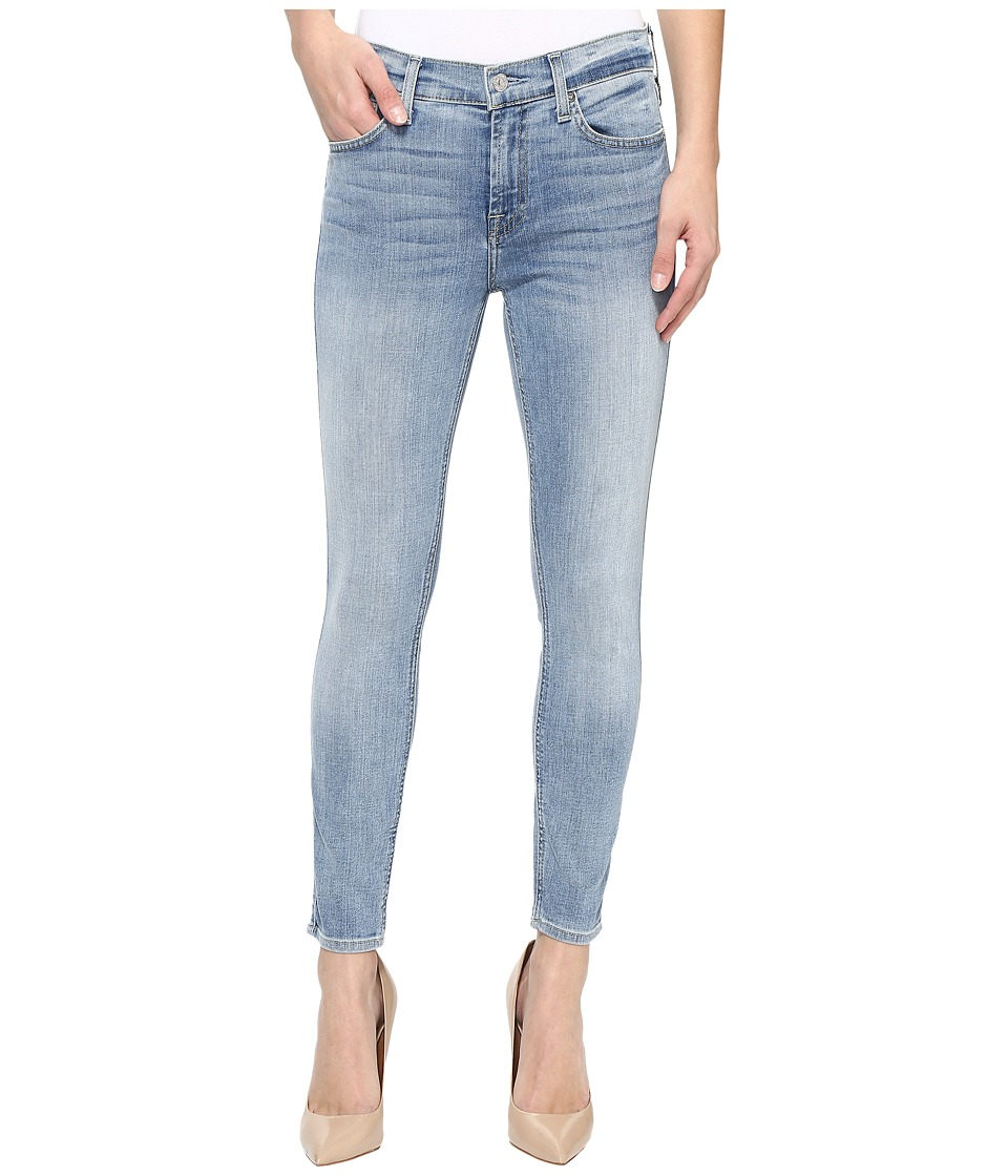 7 For All Mankind - Crop Skinny in Cresent Valley (Cresent Valley) Women's Jeans