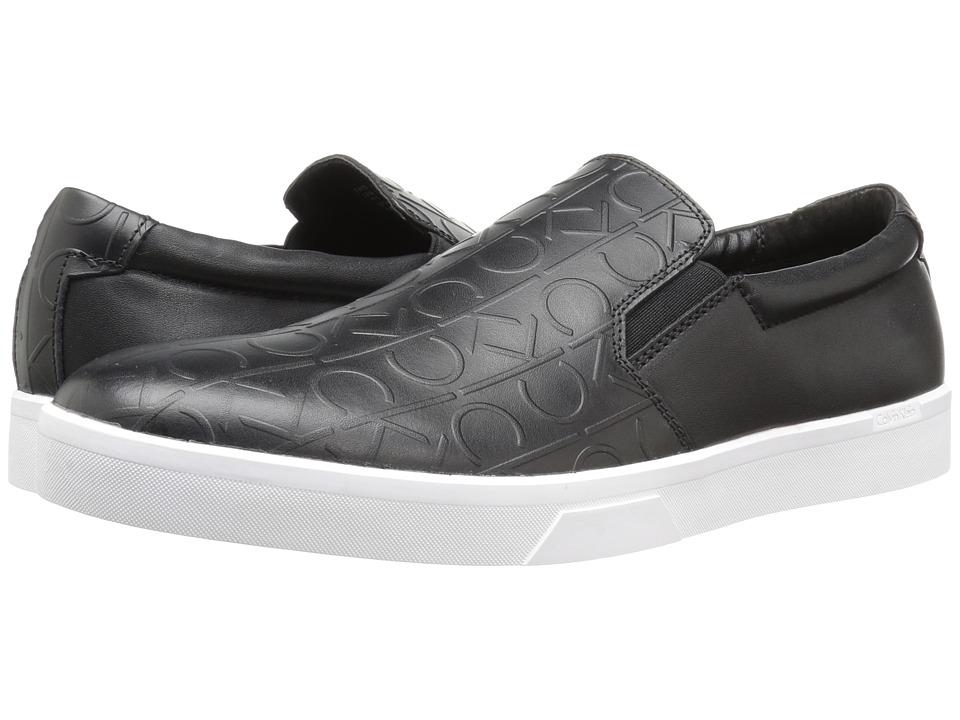 Calvin Klein - Ivo (Black) Men's Shoes