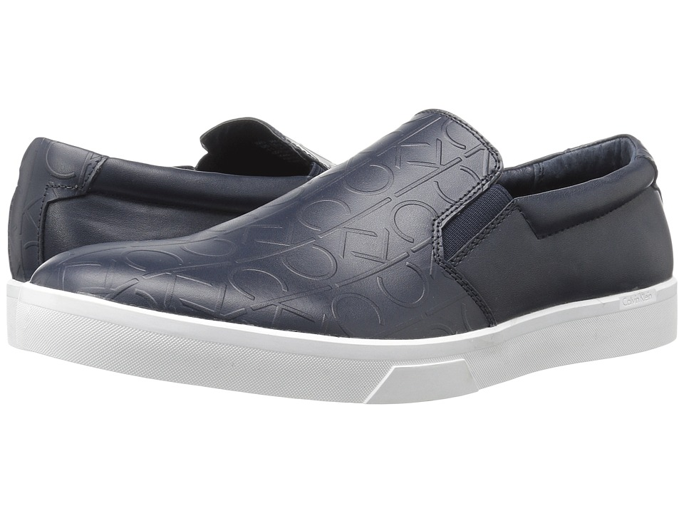 Calvin Klein - Ivo (Dark Navy) Men's Shoes