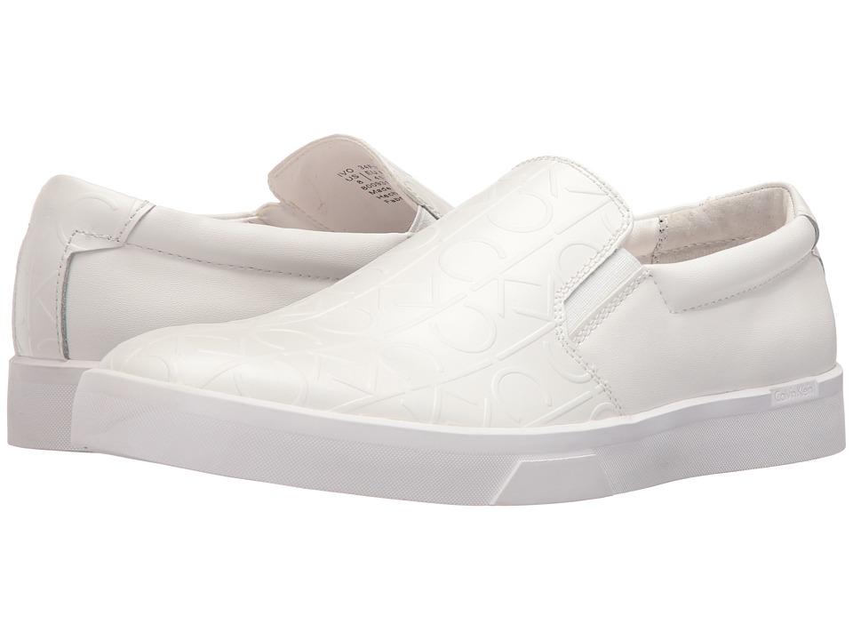Calvin Klein - Ivo (White) Men's Shoes