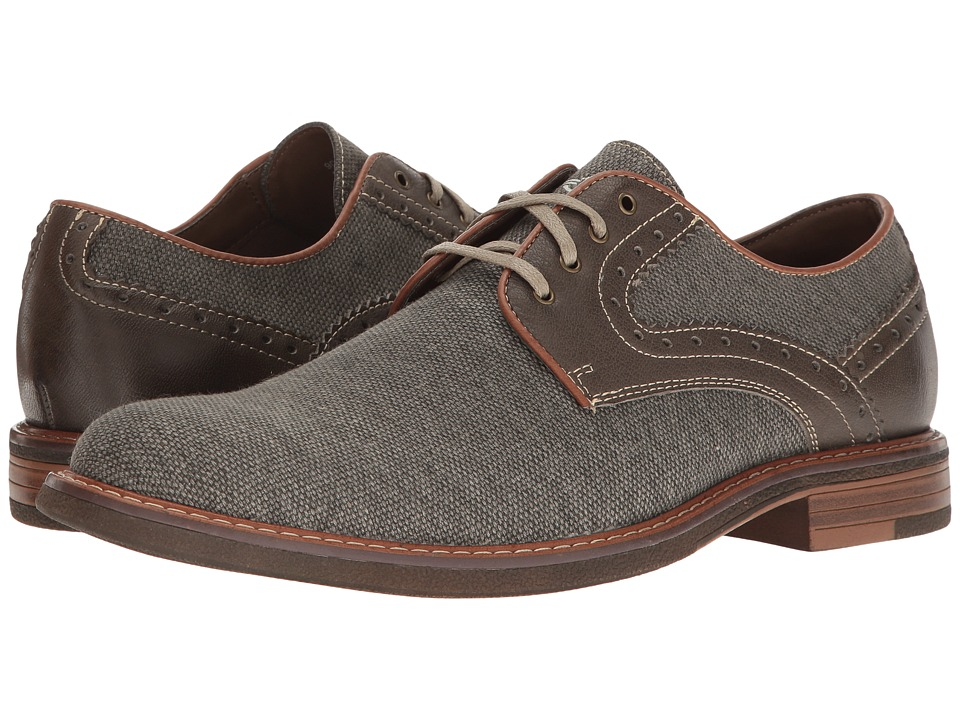 Dockers - Dublin (Grey/Grey) Men's Shoes