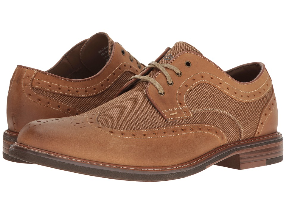 Dockers - Danville (Tan/Tan) Men's Shoes