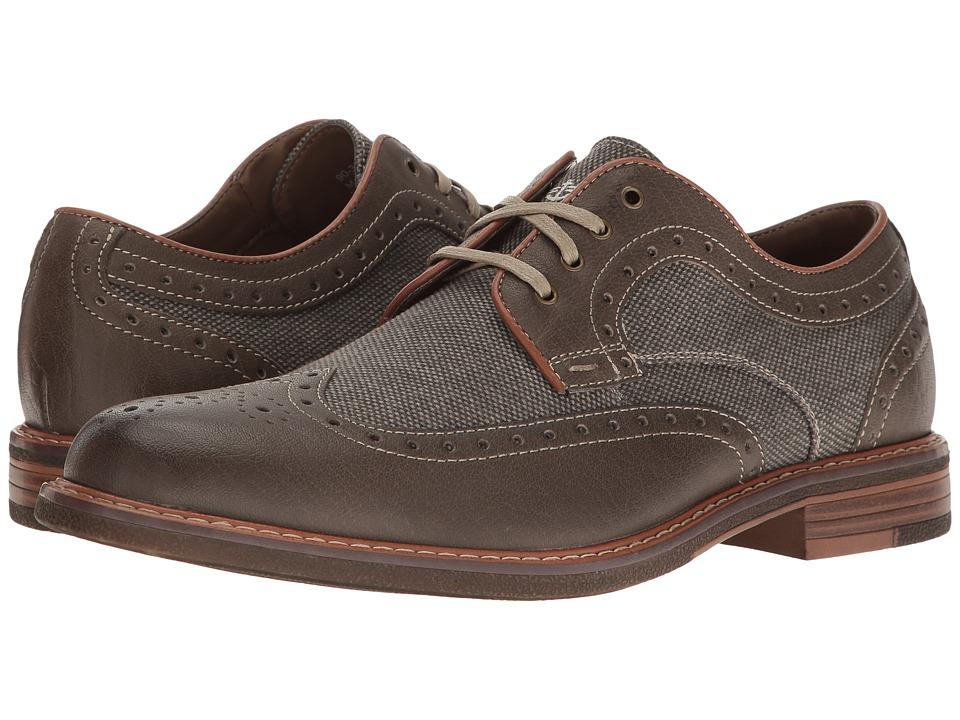 Dockers - Danville (Grey/Grey) Men's Shoes