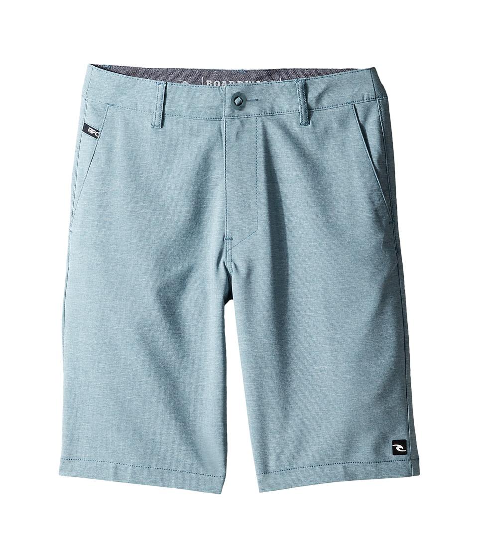 Rip Curl Kids - Mirage Phase Boardwalk Shorts (Big Kids) (Tapestry) Boy's Shorts