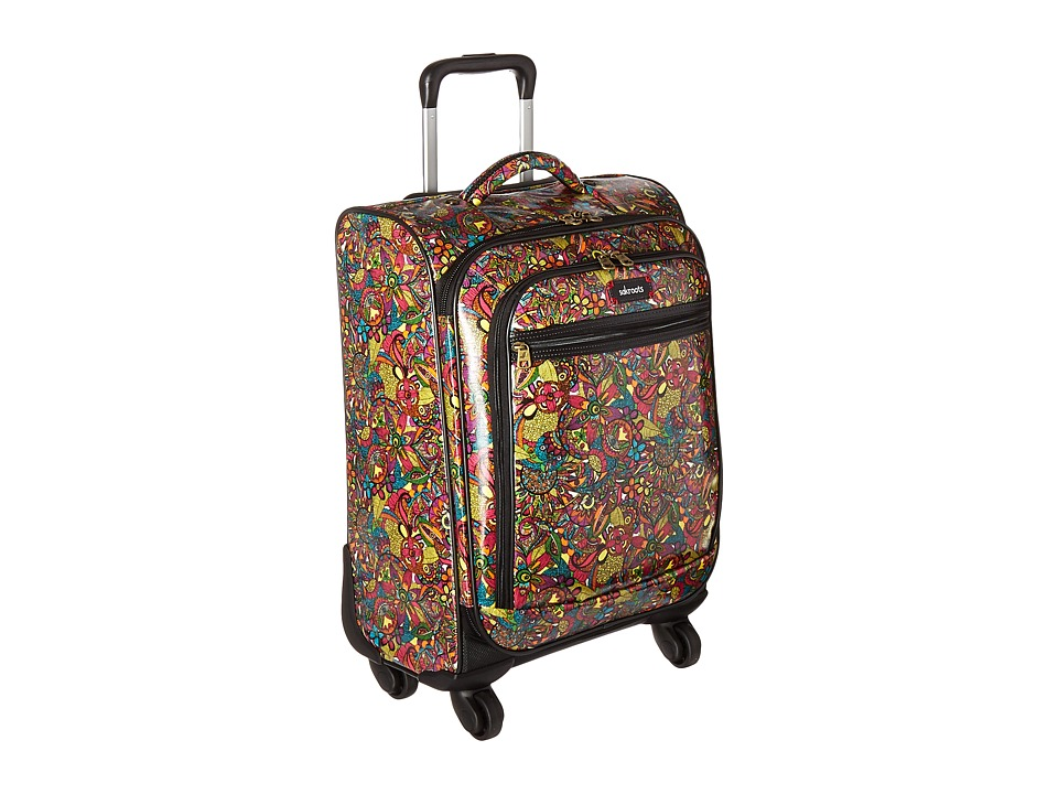 Sakroots - Sak Roots Carry On Suitcase (Rainbow Spirit Desert) Carry on Luggage