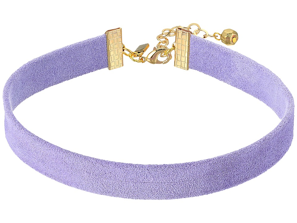 Vanessa Mooney - The Stella Choker Necklace (Lavender) Necklace