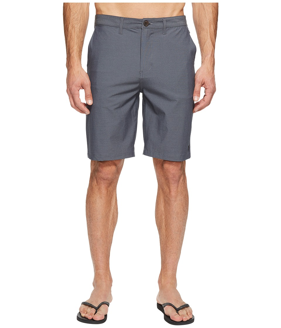 Billabong - Crossfire X Twill Walkshorts (Navy) Men's Shorts