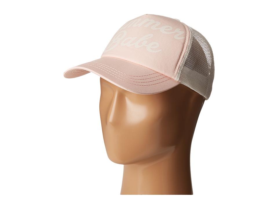 Billabong - Aloha Forever Hat (Peony) Baseball Caps
