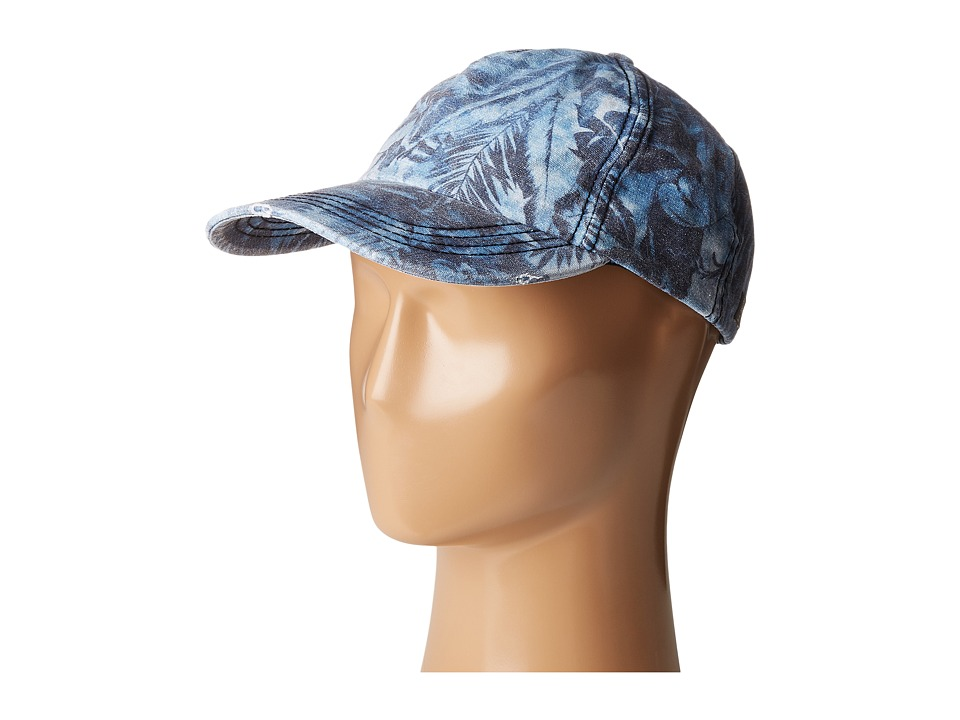 Billabong - Beach Club Hat (Cobalt) Baseball Caps