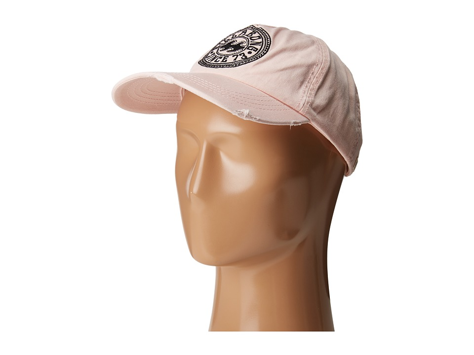 Billabong - Surf Club Cap Hat (Peony) Baseball Caps