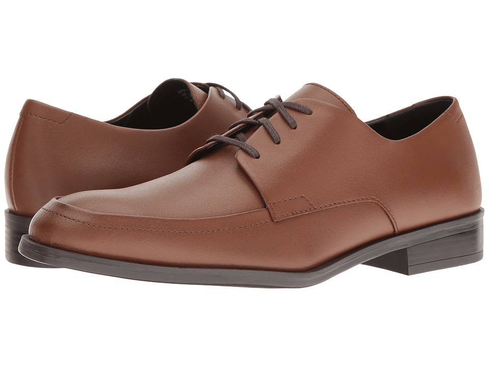 Calvin Klein - Draven (Tan) Men's Shoes