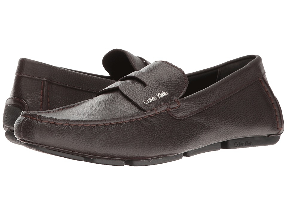 Calvin Klein - Martyn (Dark Brown) Men's Shoes