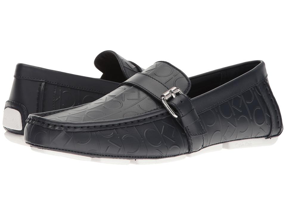 Calvin Klein - Markus (Dark Navy) Men's Shoes