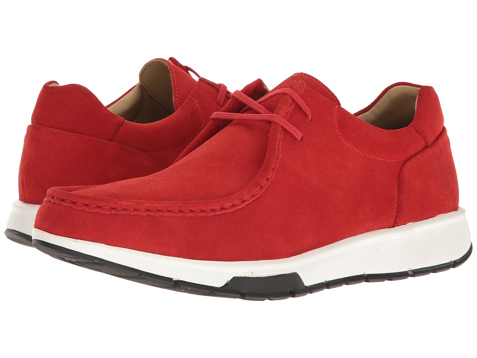 Calvin Klein - Kingsley (Cardinal Red) Men's Shoes