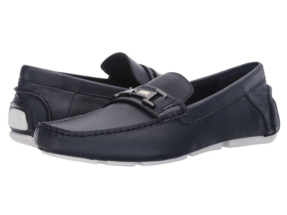 Calvin Klein - Magnus (Dark Navy) Men's Shoes