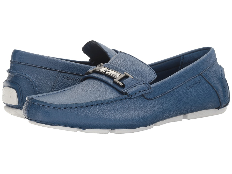 Calvin Klein - Magnus (Blue) Men's Shoes