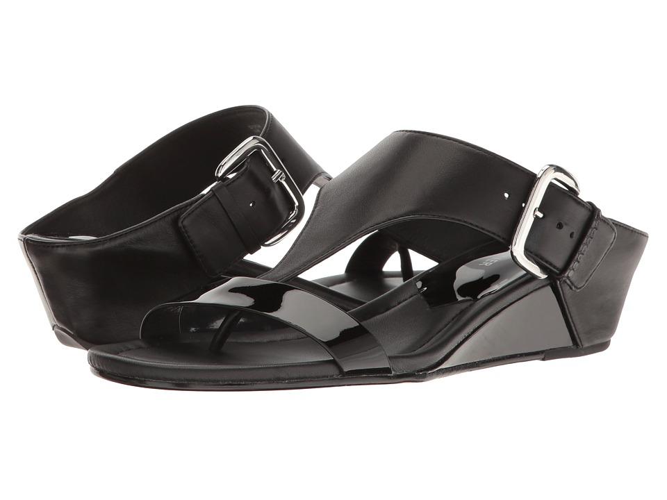 Donald J Pliner - Doli 4 (Black Calf) Women's Shoes
