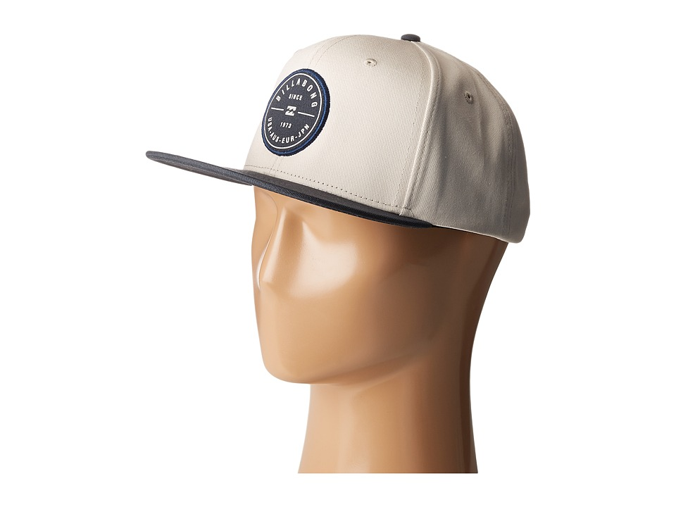 Billabong - Rotor Snapback (Rock) Caps