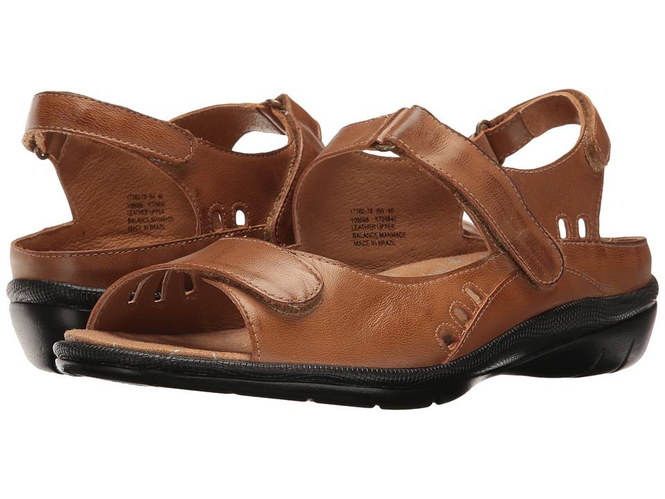 Drew Tide (Cognac Leather) Women