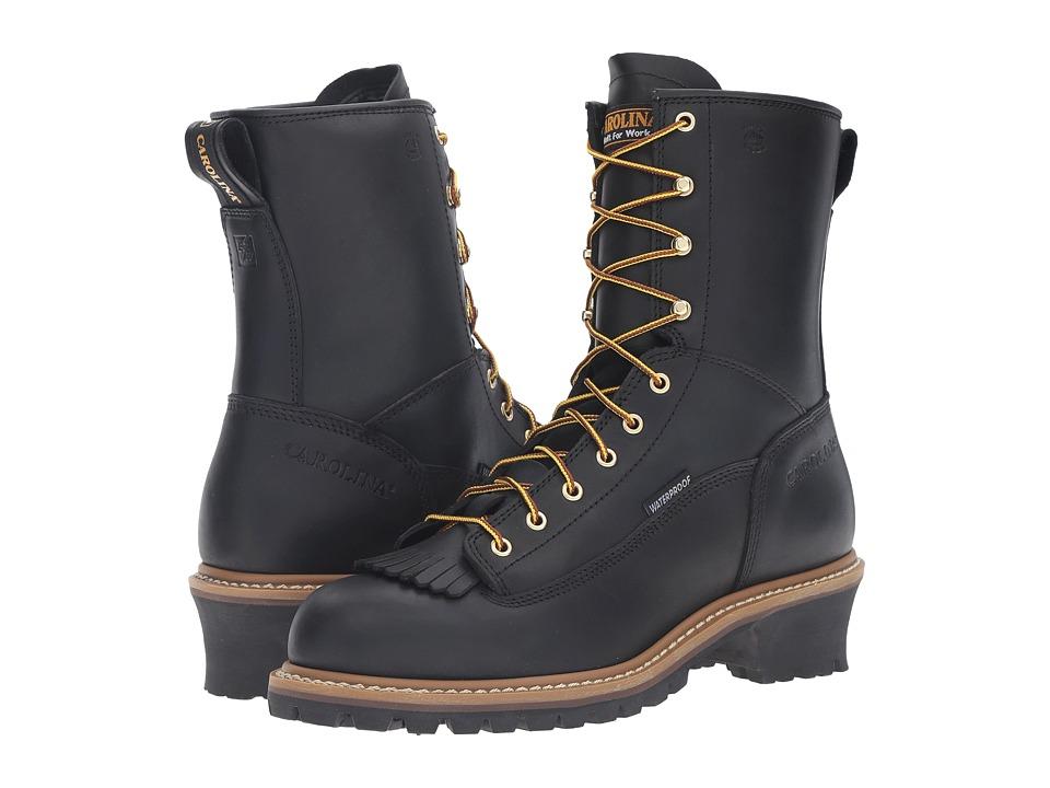 Carolina - Spruce Steel Toe Waterproof CA9825 (Black) Men's Work Boots