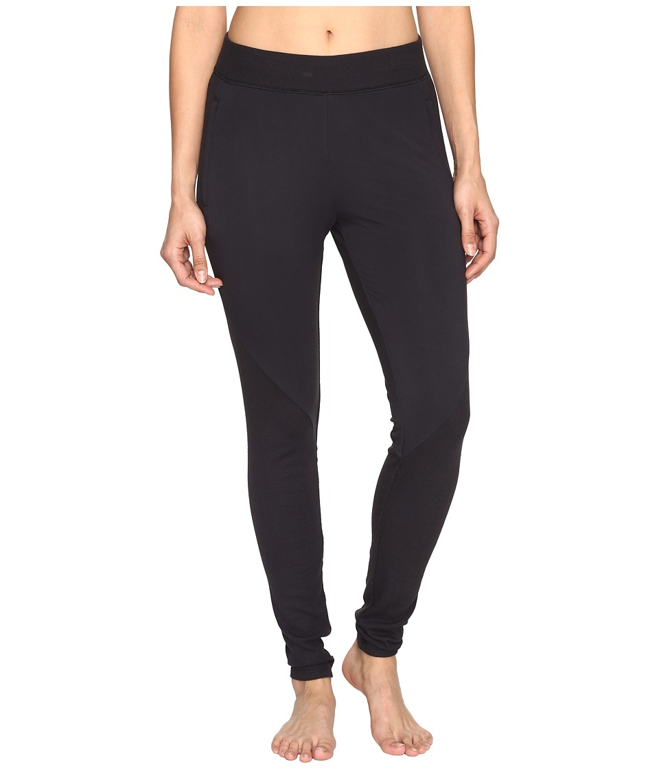 ALO - Form Sweatpants (Black) Women's Casual Pants