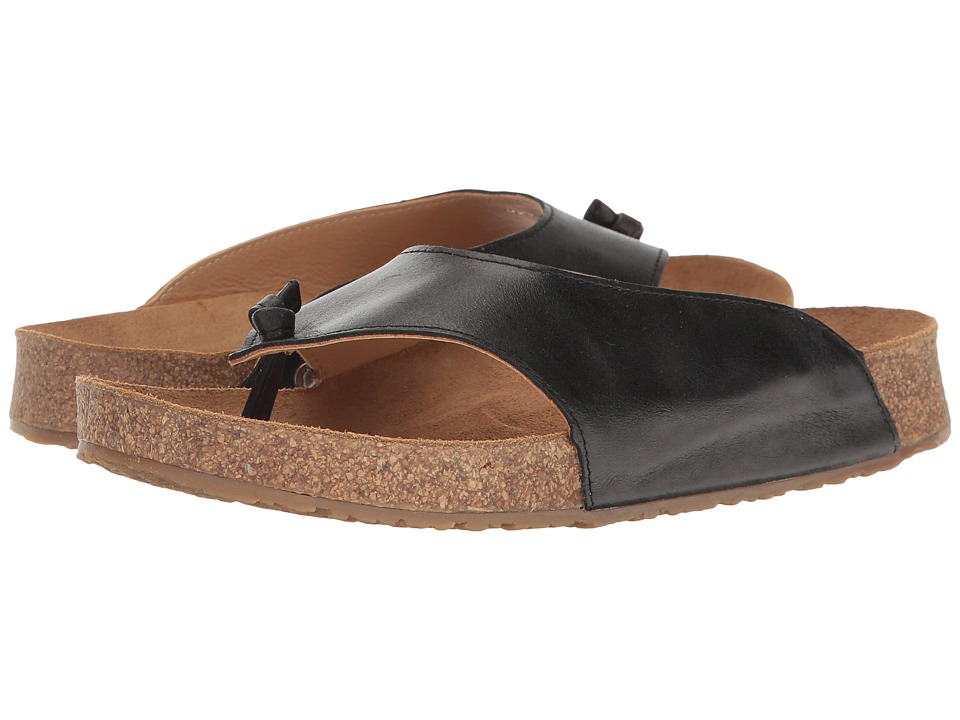 Haflinger - Amy (Black) Women's Sandals