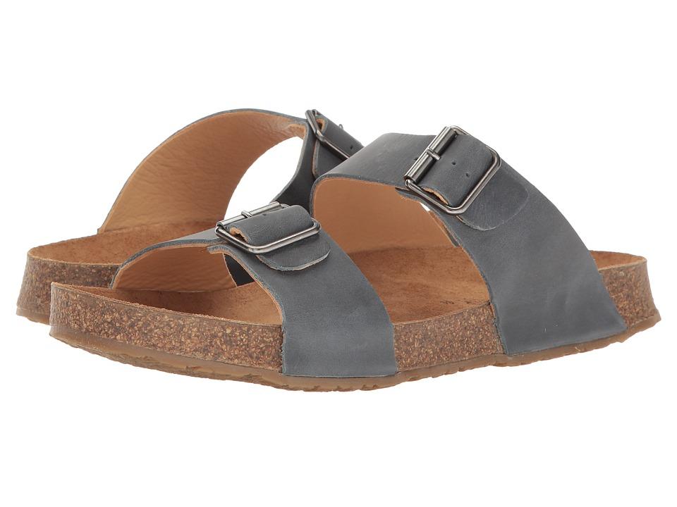 Haflinger - Andrea 2 (Jean) Men's Flat Shoes